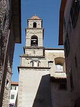 San Marcello's church